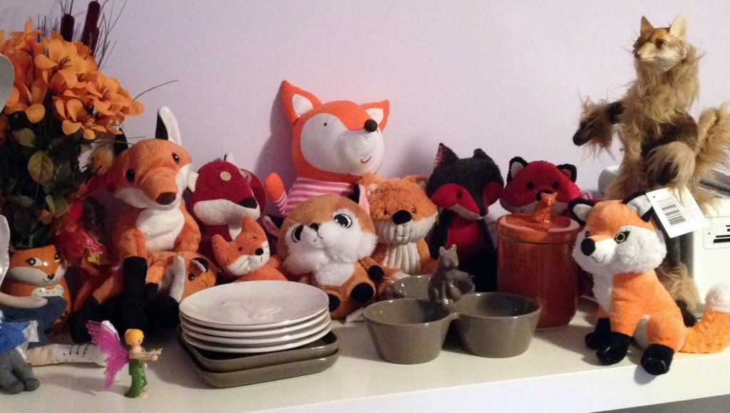 My Fox Collection