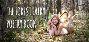 The Forest Fairy Poetry Book