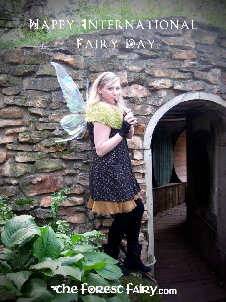Happy International Fairy Day 2014