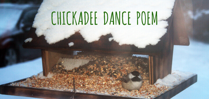 Chickadee Dance – Original Poem by The Forest Fairy