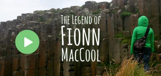 The Legend of Fionn MacCool