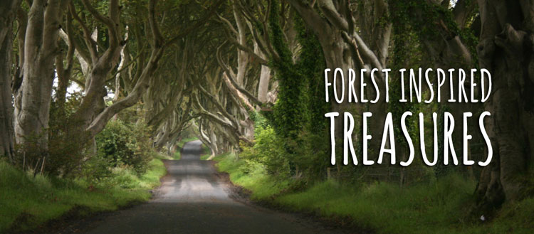 The Forest Fairy Shop offering Forest Inspired Treasures