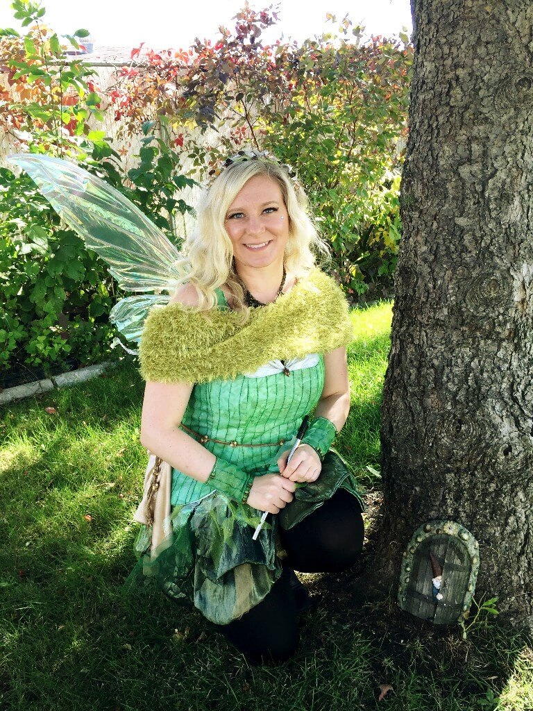 Sarah The Forest Fairy